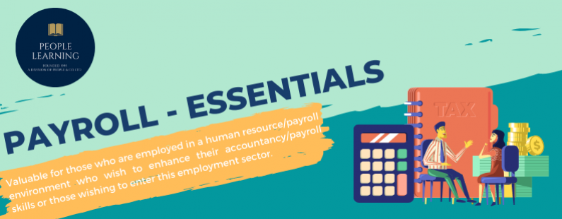 People Learning Payroll Essentials Module Banner